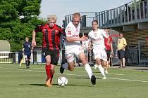 MFK Chrudim U19 - FK Pardubice U 19 1:1