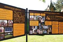 Vznik desky iniciovala Historická a letopisecká komise