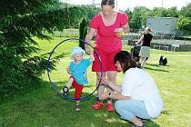 Dětský den v Třemošnici se nesl v duchu olympijských her.
