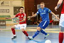 Futsalové finále Slavia - Chrudim