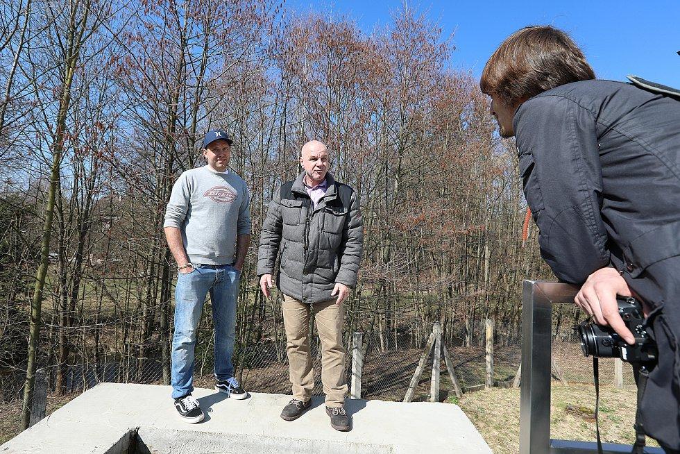 Čistírna odpadních vod v Hlinsku otevřela dveře návštěvníkům.