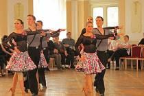 MČR v Plesových choreografiích a párových tancích se zúčastnili i tanečníci z TKG Hlinsko.