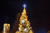 Vítězem letošní ankety se stal vánoční strom z Proseče