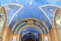 Interiér Kostela sv. Josefa.