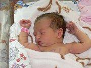 EMILIJA HRYS (3,5 kg a 50 cm) je od 31.1. od 19:58 prvorozenou dcerou Angeliny a Vasila z Chroustovic.