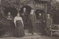 Rodina Adámkova.