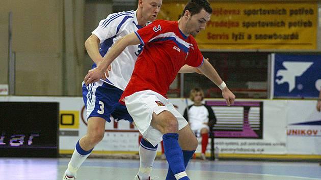 Futsalista David Filinger.