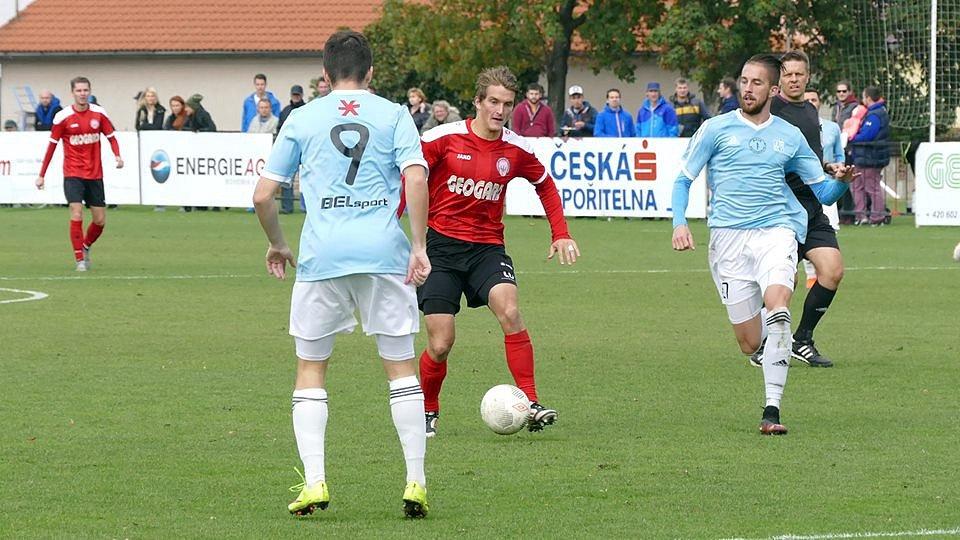 MFK Chrudim - FK Slavoj Vyšehrad