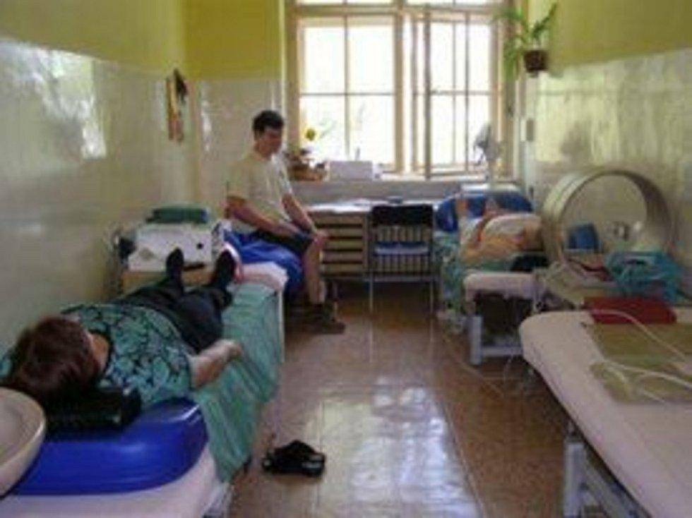 Léčebně v Luži chybí kvůli covidu pacienti