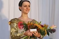 Královnou věnného města byla zvolena Tereza Týcová.