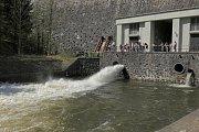 Světový den vody aneb Den otevřených dveří na hráze přehrady v Seči.