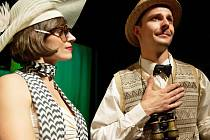 Divadlo pod Palmovkou uvede ve Skutči divadelní hru Sex noci svatojánské.