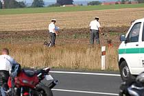 Na místě nehody zasahovala vyšetřovala policie.