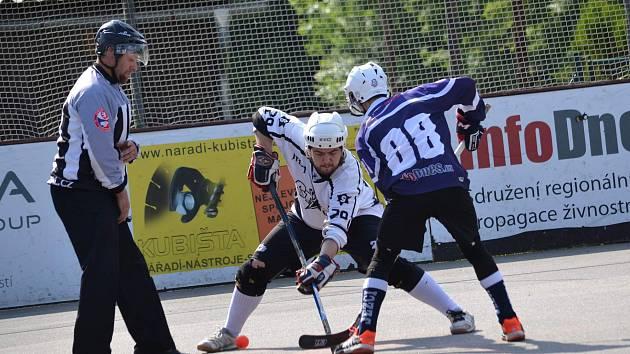 Ježci Heřmanův Městec -HBC JTEKT Svítkov Stars Pardubice 3. zápas