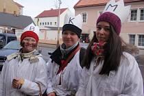 V Heřmanově Městci a okolí se Tříkrálové sbírky zúčastnilo 16 skupinek.
