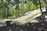 Přírodní divadlo v Chrasti