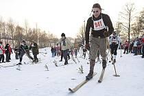 V reálu na hlineckých Ratajích se zřejmě  i letos uskuteční klání závodníků na historických lyžích