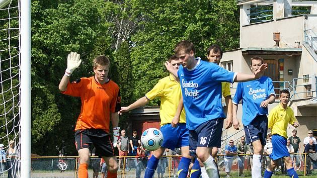 MOMENTKA z divizního utkání AFK - Ovčáry.
