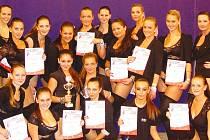 Taneční škola Besta Chrudim velmi úspěšně reprezentovala Českou republiku a své město na Mistrovství světa v jazz dance formacích dospělé věkové kategorie.