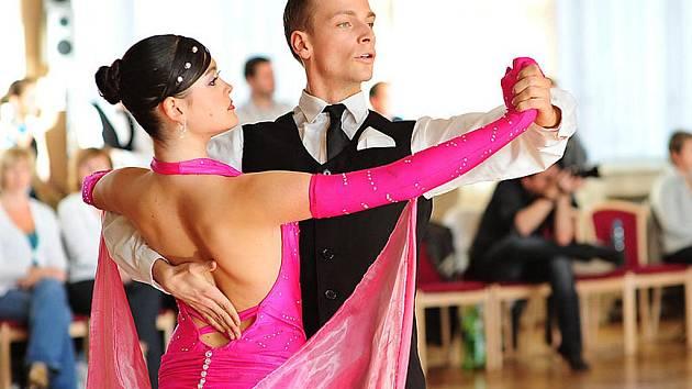 Taneční soutěž O Chrudimskou loutku 2010 v chrudimském Muzeu.