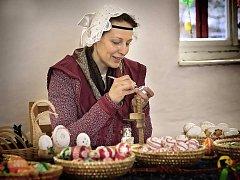 Až do 30. dubna je možné v Hlinsku navštívit výstavu nazvanou Velikonoce na Betlémě.
