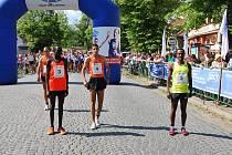 38. ročník CKP Ceny Nasavrk se letos poprvé běžel jako AVE půlmaraton Ležáky.