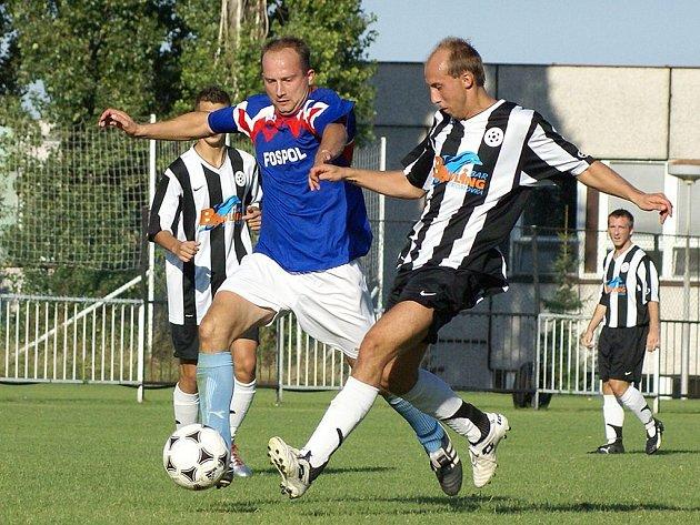 Tomáš Veverka v akci.