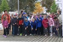V Chrudimi se uskutečnily Dny zdraví. Děti i dospělí poznávali možnosti zdravého způsobu života, odvykání kouření či první pomoci.