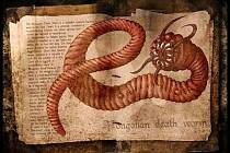 Mýtický červ Olgoj chorchoj