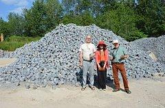 Komisaři UNESCO navštívili Národní geopark Železné hory