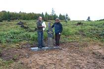 O svátku svatého Václava byl  nedaleko obce Slavkovice odhalen pomníček připomínající větrnou kalamitu z 25. června 2008.