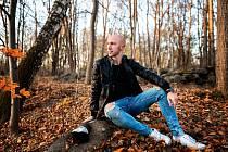 Lukáš Novák zNasavrk je fotograf a jeden z201 mužských pedagogů ve školce.