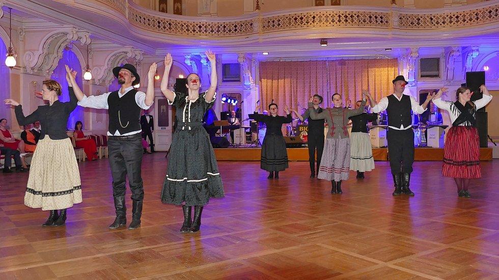 Ples v Muzeu