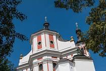 Poutní chrám P. Marie na Chlumku