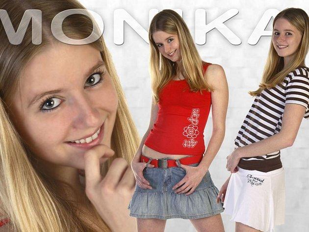 Monika Severýnová, Hlinsko.