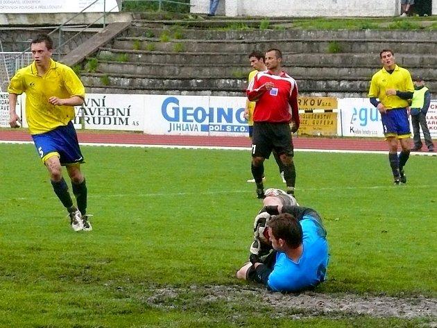 Derby AFK Chrudim - Choceň dopadlo lépe pro domácí.