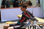 Z cyklistických závodů Author Cyklomaštale 2010.
