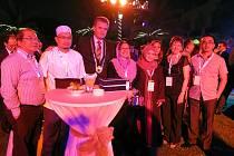 Chrudim se představila na 17. ročníku soutěže LivCom ve Spojených arabských emirátech.