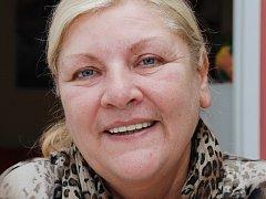 Olga Macháčková je rodačkou ze slovenského Trenčína, nyní žije v Třemošnici.
