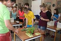 Národní kolo 20. ročníku Ekologické olympiády vyhrál tým z Gymnázia Josefa Ressela Chrudim.