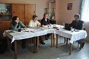 Z komunálních voleb v krounské místní části Oldríš.