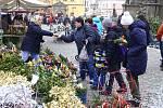Vánoční trhy v Chrudimi