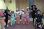 Strašidla ve Speciální základní škole Chrudim