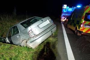 Dopravní nehoda u Čankovic