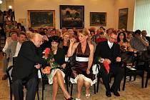 VÝTVARNÉ HLINECKO. V pátek 26. června 2009 byl zahájen jubilejníh 50. ročník Výtvarného Hlinecka s názvem Krajinomalba v českém umění 19. století.