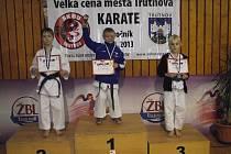 Radek Hejduk si z Velké ceny města Trutnova přivezl zlatou medaili.