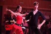 Taneční klub TKG Hlinsko oslavil své 30. výročí Roztančenými střevíčky