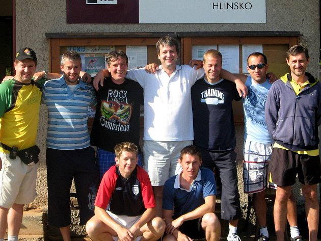 V Hlinsku se konal tenisový turnaj ve dvouhře.