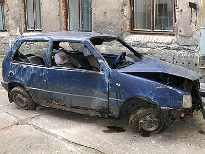 Další smrtelná nehoda na křižovatce u Medlešic.