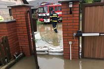 Povodně v Radimi